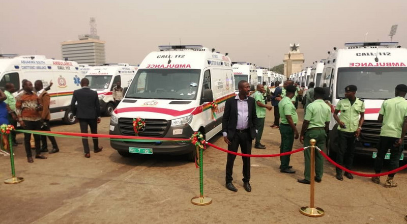 A-Plus calls for procurement information on 307 ambulances