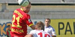 Frankowski zawieszony na dwa mecze