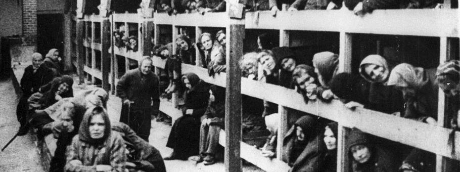 AUSCHWITZ-BIRKENAU WOMEN'S BARRACK