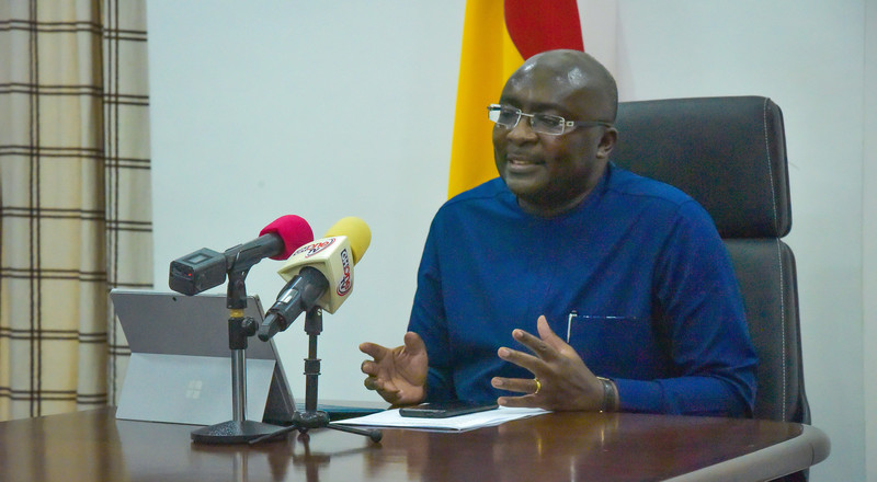 I am truly grateful for your service - Bawumia shows gratitude to his staffers