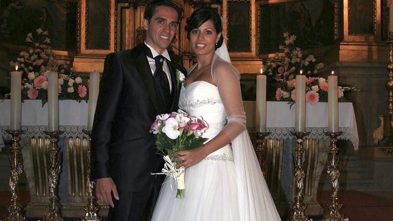 Contador i Pescador na ślubnym kobiercu