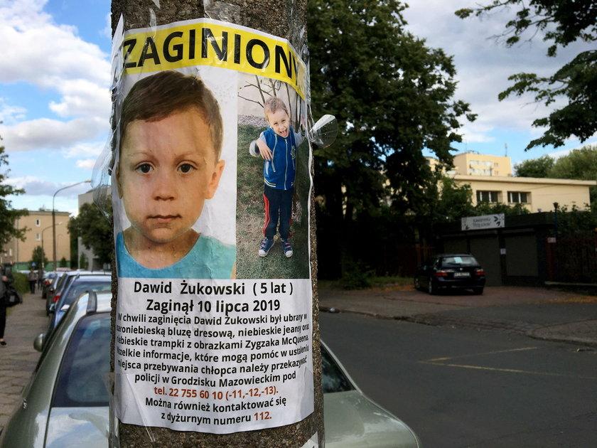 Poszukiwania Dawida Żukowskiego