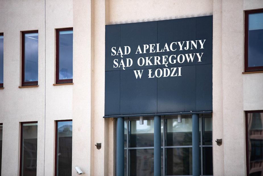 Sąd Apelacyjny Sąd Okręgowy w Łodzi