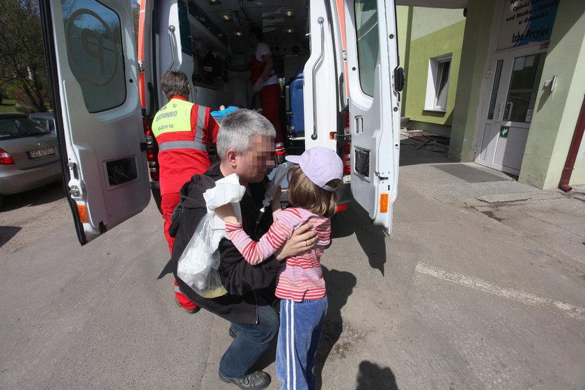 Zatrucie dzieci gronkowcem złocistym w przedszkolu publicznym w Gdyni