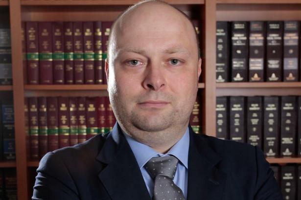 Tomasz Niedziński, radca prawny, Kancelaria Prawna Tomasz Niedziński.