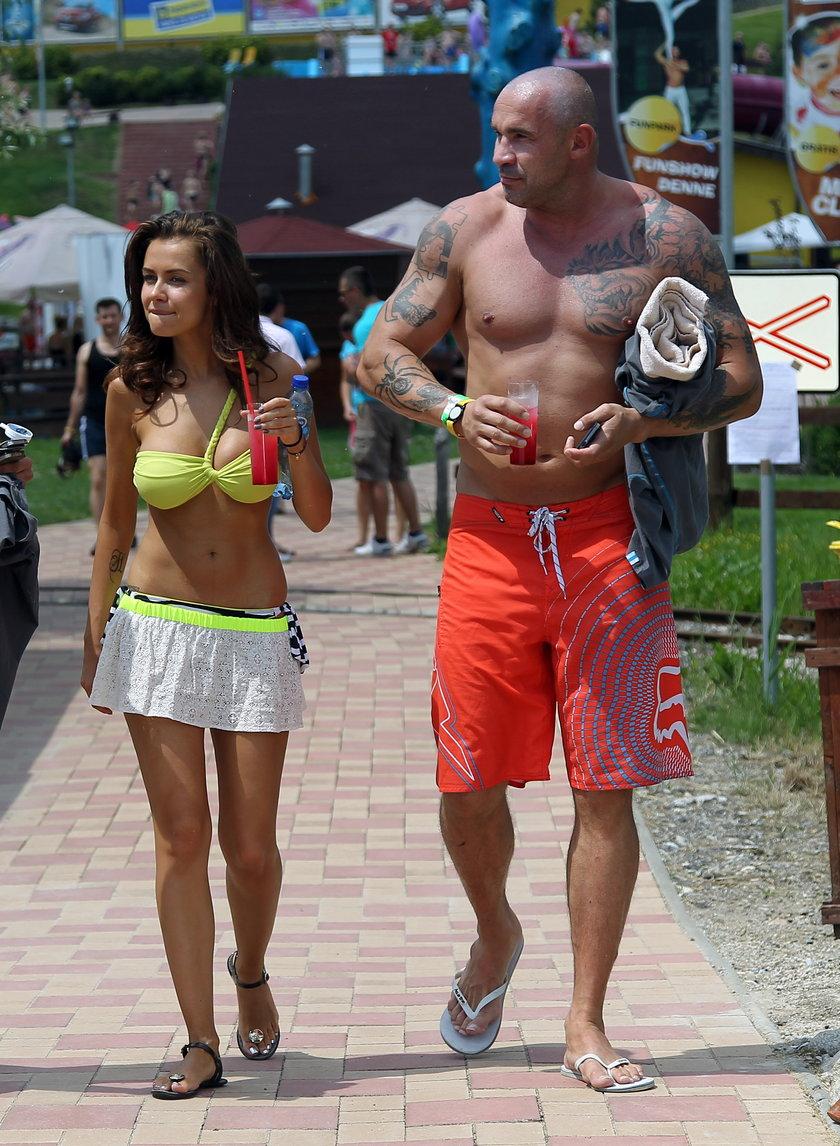 Natalia Siwiec i Przemysław Saleta