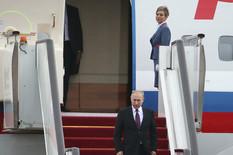 Putin avion stjuardesa epa WU HONG - POOL