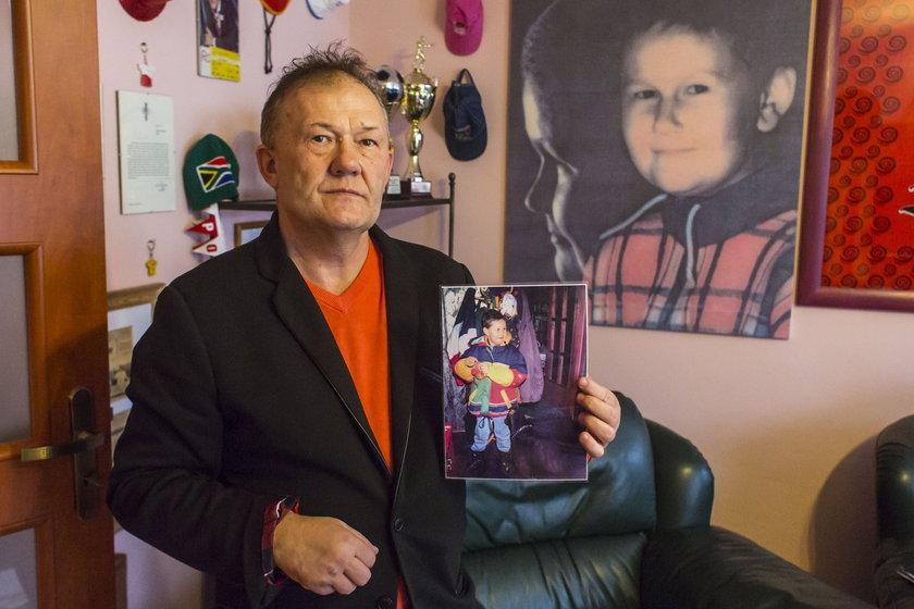 Żądał okupu za uwolnienie dziecka. Olek już nie żył