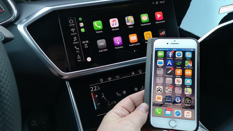 Apple uwalnia GPS w CarPlay