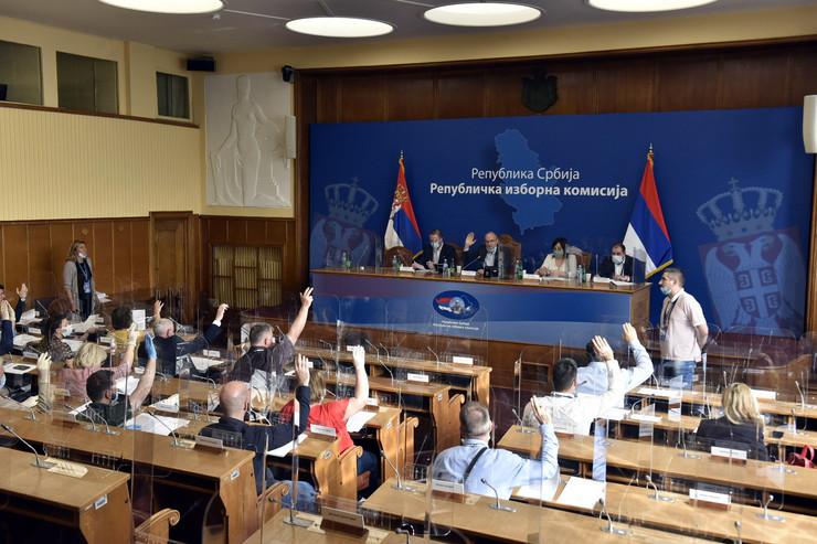 Republička izborna komisije RIK