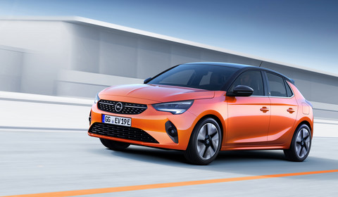 Nowy Opel Corsa - top secret