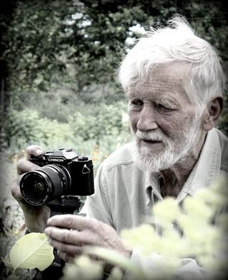 Nie żyje Lech Wilczek. Wybitny fotografik i przyrodnik od lat był związany z Puszczą Białowieską