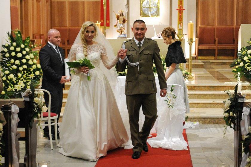 Sylwia Gruchała i Marek Bączek