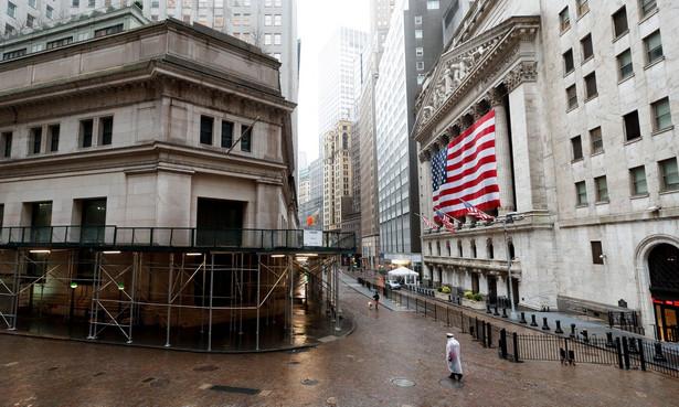 Nowy Jork, Wall Street
