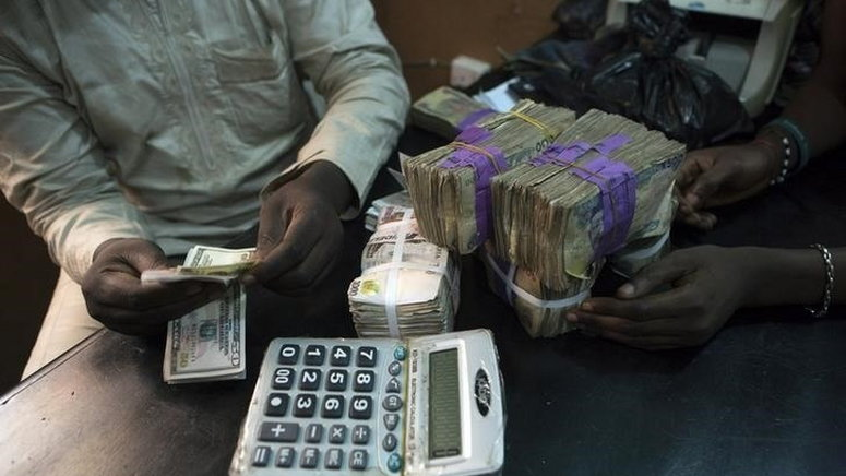 Naira Currency drops to N409/dollar, stocks fall on NSE [ARTICLE ...