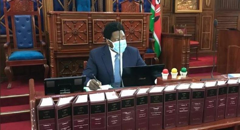 I'm loyal to ODM & Raila - Senator Ledama Ole Kina says as he turns against Ruto camp