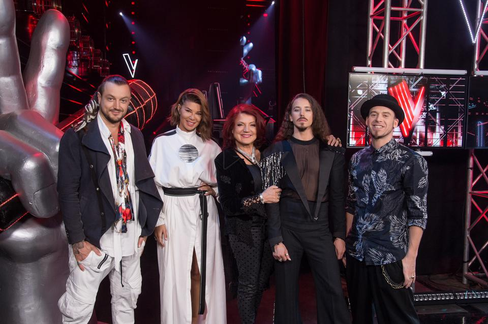 "Trenerzy programu ""The Voice of Poland 11"""