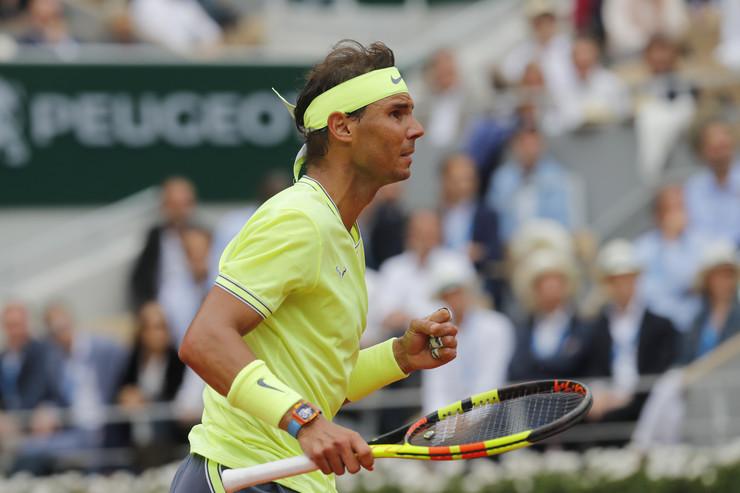 Rafael Nadal, Dominik Tim