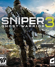 Okładka: Sniper: Ghost Warrior 3