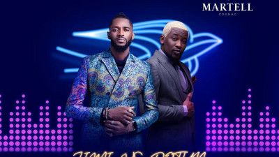 Martell set to host 2 kings on 1 stage at the AMVCA after party
