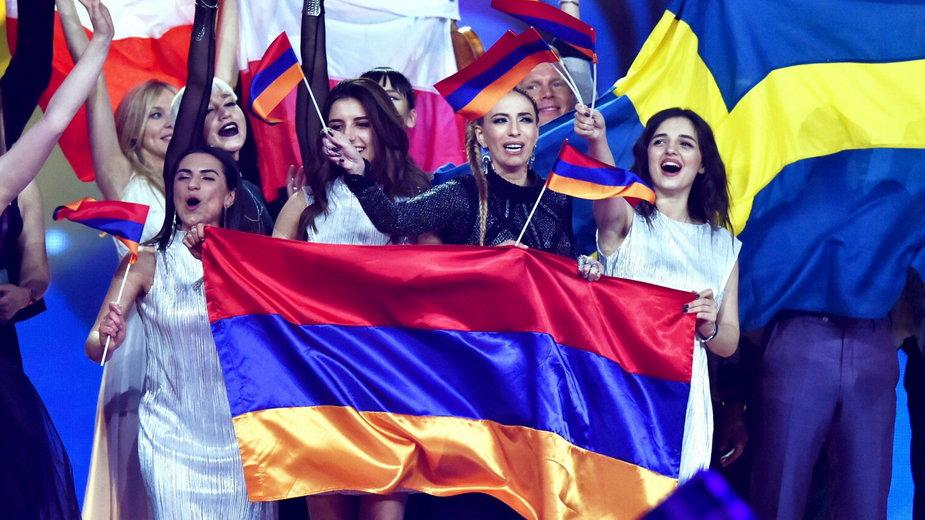Konkurs Piosenki Eurowizji bez Armenii