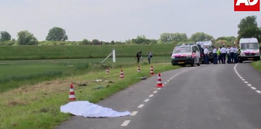 Holenderka zabiła dwoje Polaków w wypadku. Usłyszała wyrok