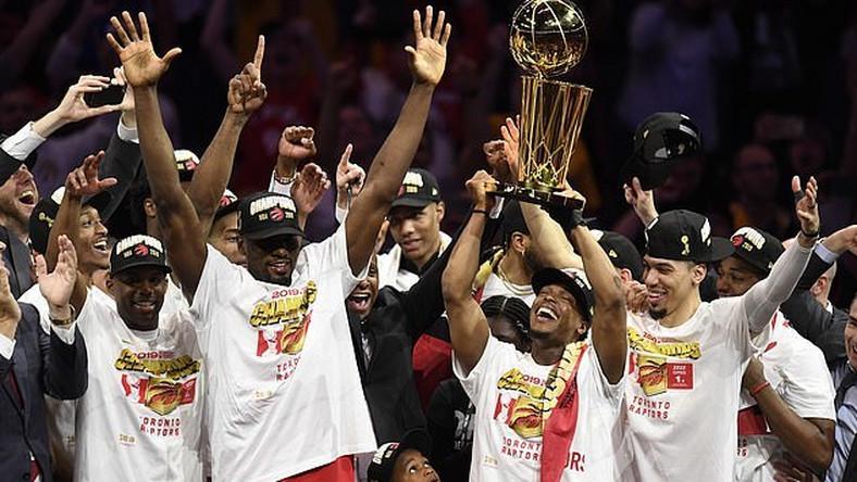Toronto Raptors win 2019 NBA title (AP)