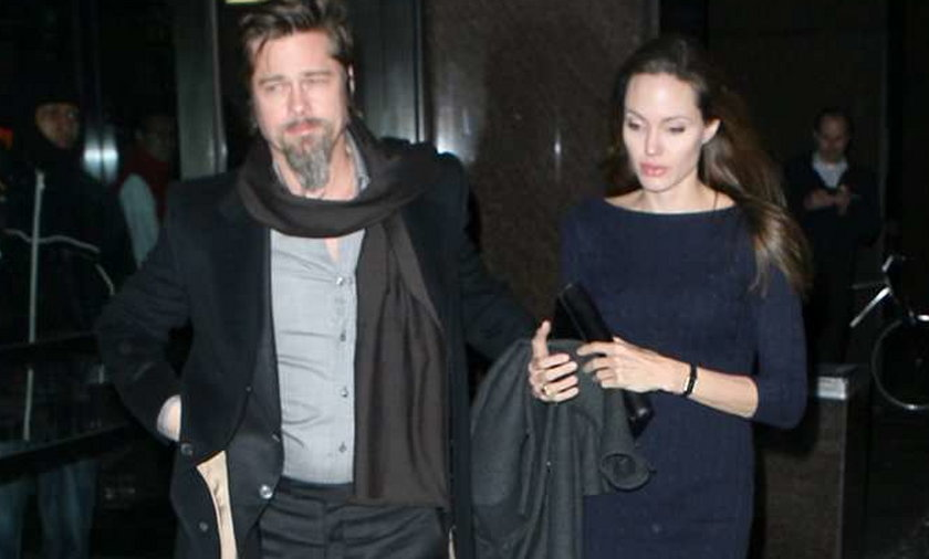 Angelina Jolie i Brad Pitt w Radomiu?!