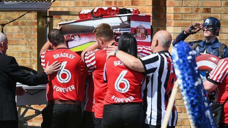 Pogrzeb Bradleya Lowery'ego