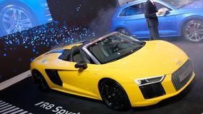Audi podczas Poznań Motor Show 2017