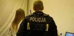 Kobieta chciała przekupić policjantów...