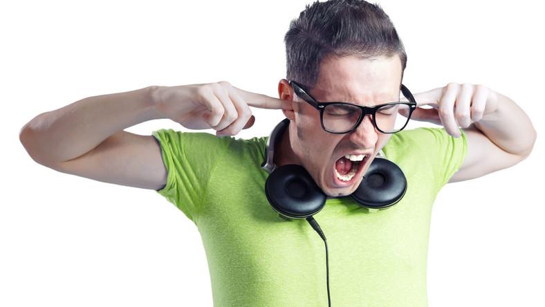 Z powodu hałasu ponad 13 procent Polaków ma kłopoty ze zdrowiem