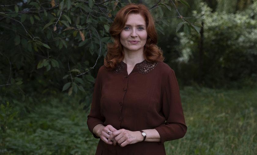 "Urszula Grabowska w ""Stuleciu Winnych""."