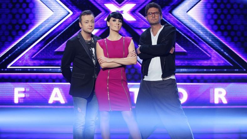 """Jury 2. edycji """"X Factor"""""""
