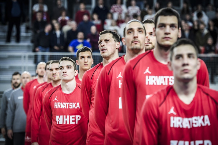 Košarkaška reprezentacija Hrvatske