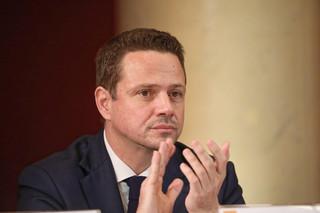 Rafał Trzaskowski zaprzysiężony na prezydenta m.st. Warszawy