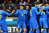 Fudbalska reprezentacija Rusije, Fudbalska reprezentacija Brazila