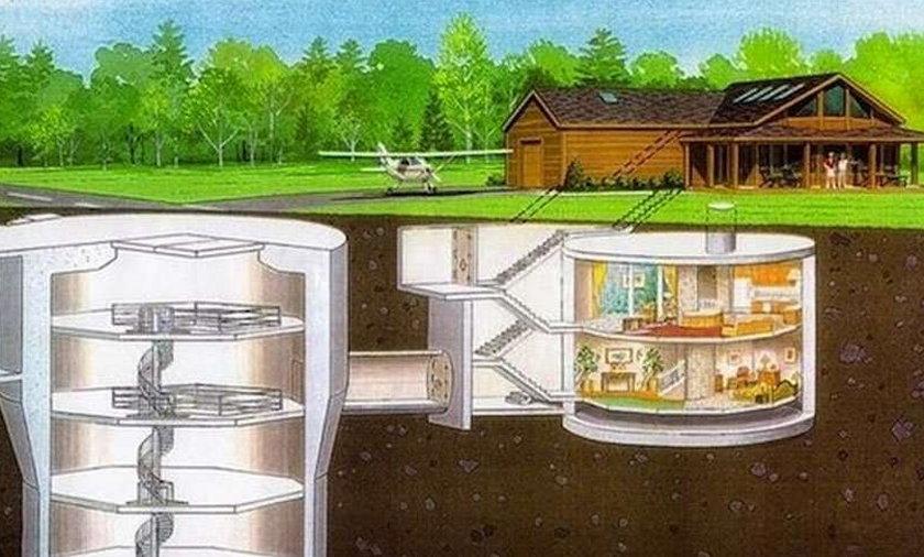 Dom jak schron