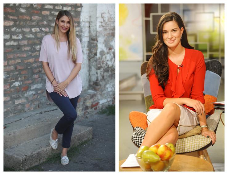 Dragana Kosjerina, Kristina Radenković