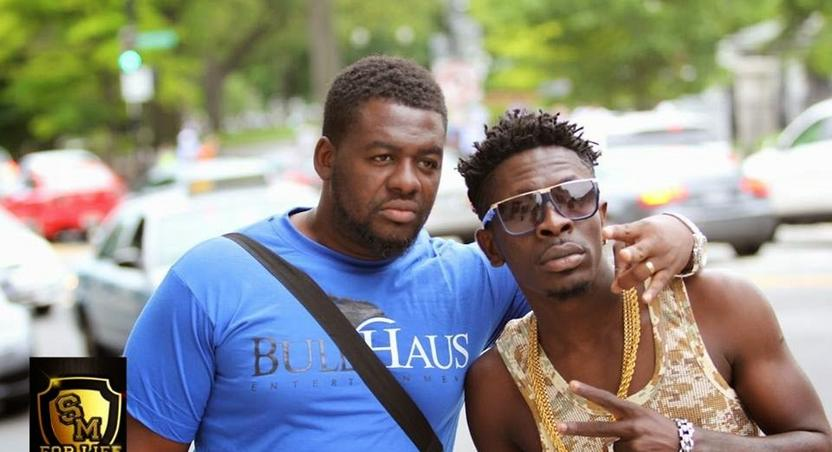 Bulldog [left] and Shatta Wale [right] have parted ways