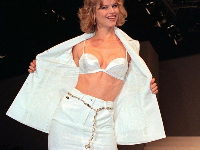 Eva na modnoj reviji 1996. godine