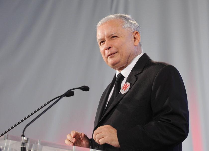 Jarosław Kaczyńskie