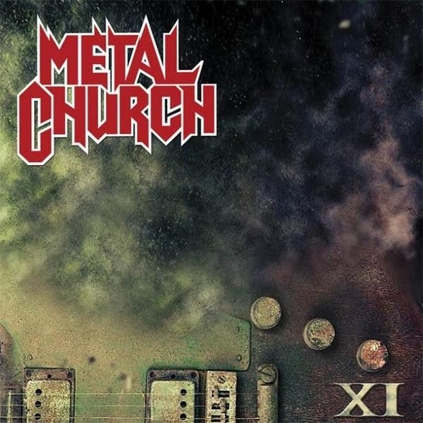 "METAL CHURCH – ""XI"""