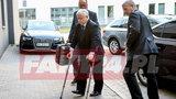 Jarosław Kaczyński wrócił do szpitala!