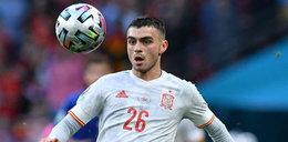 Hiszpański piłkarz Pedri poszuka pocieszenia w Tokio