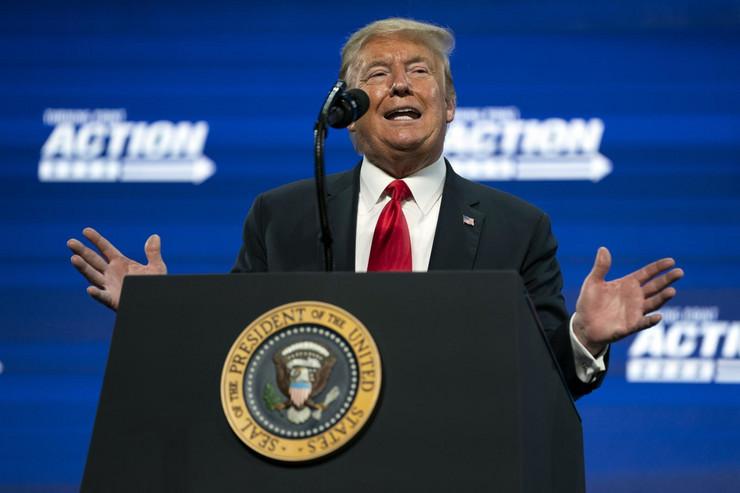 Donald Tramp 1 foto Tanjug AP