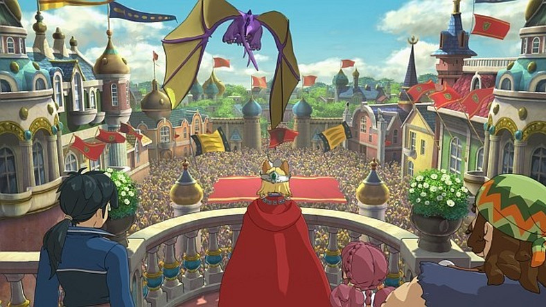 PS4 traci exclusive'a - Ni no Kuni II: Revenant Kingdom wyjdzie także na PC