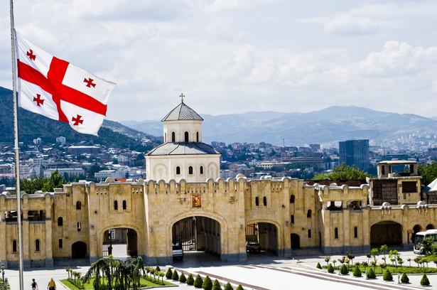 Panorama Tbilisi, fot. Jakub Gruchot