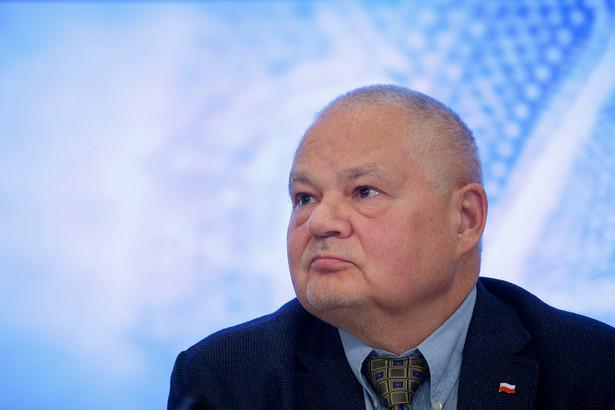 Prezes banku centralnego Adam Glapiński uważa, że sektor bankowy jako całość poradzi sobie z problemem frankowym
