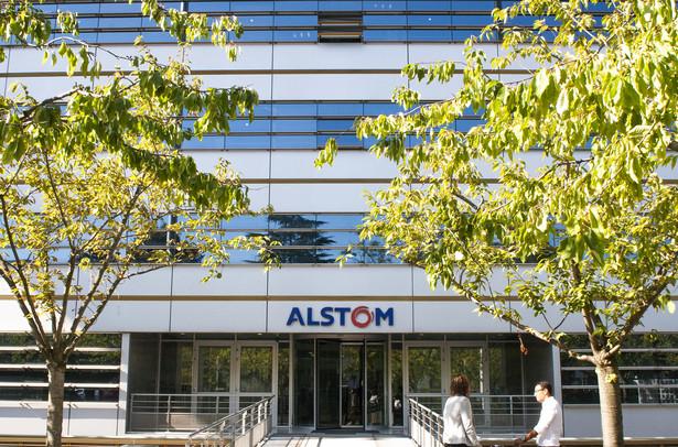 Siedziba główna Alstom w Saint-Ouen, Francja. Źródło: materiały prasowe Alstom
